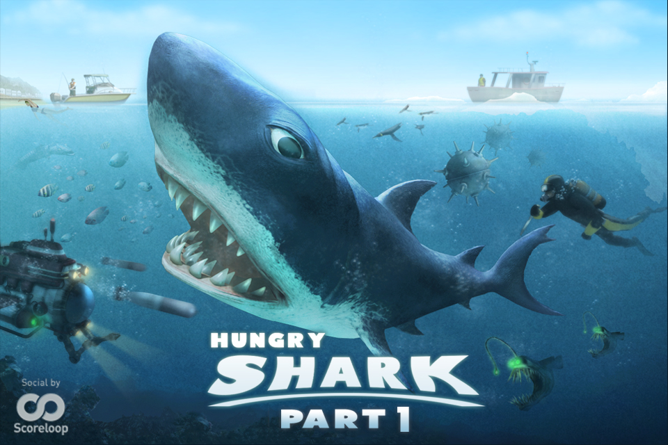 Play Hungry Shark Evolution Online: Free 2 Play Flash ...